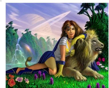 Horoscope femme Lion