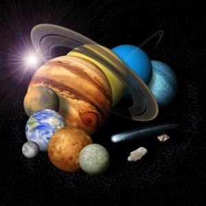 Planètes Tarot divinatoire