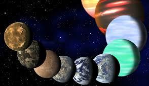 Planete Venus